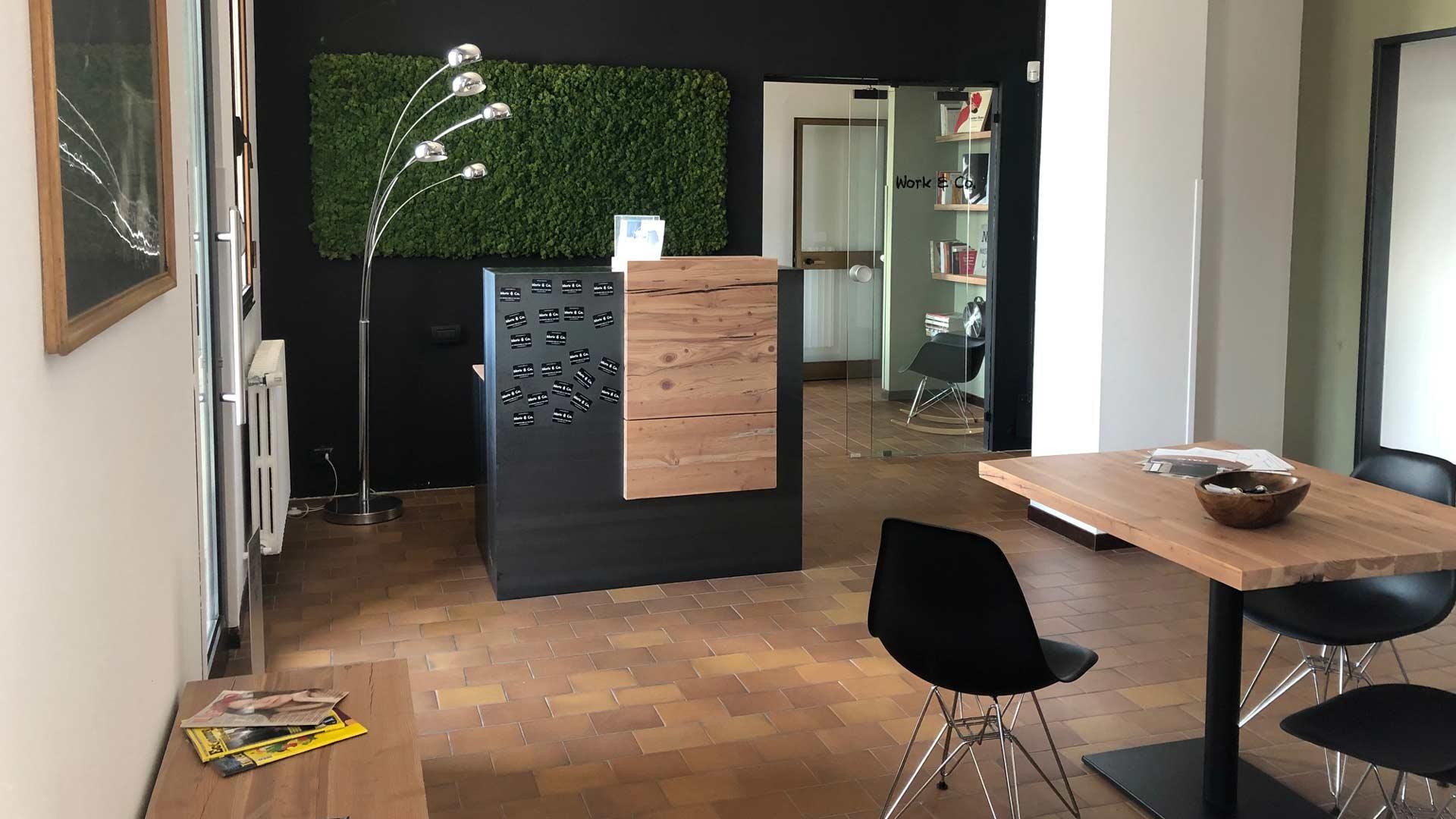 Temporary office in affitto a Milano. Uffici arredati