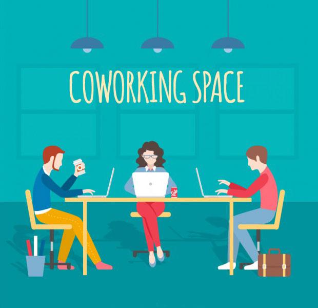 Coworking, uscire di casa e confrontarsi con gli altri