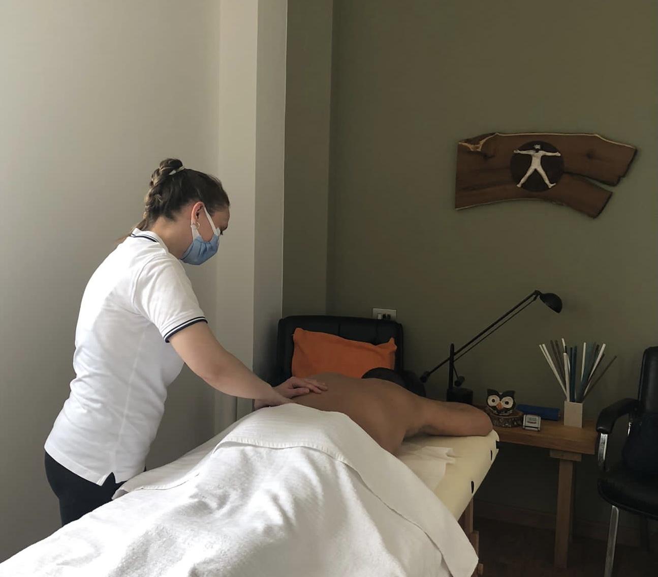 Autunno tempo di massaggi